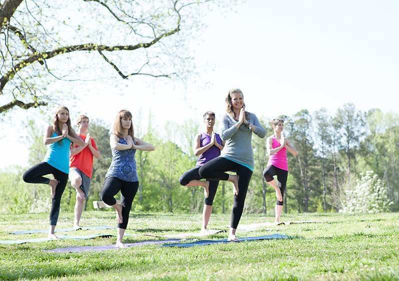 Benefits of Yoga - Johns Creek Yoga Studio