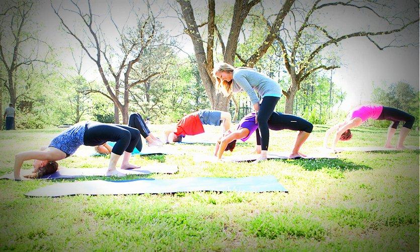 Benefits of Yoga - Alpharetta Yoga Studio
