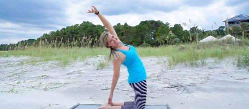 Beach Yoga ~ 4 Yoga Tips for the Beach-Bound