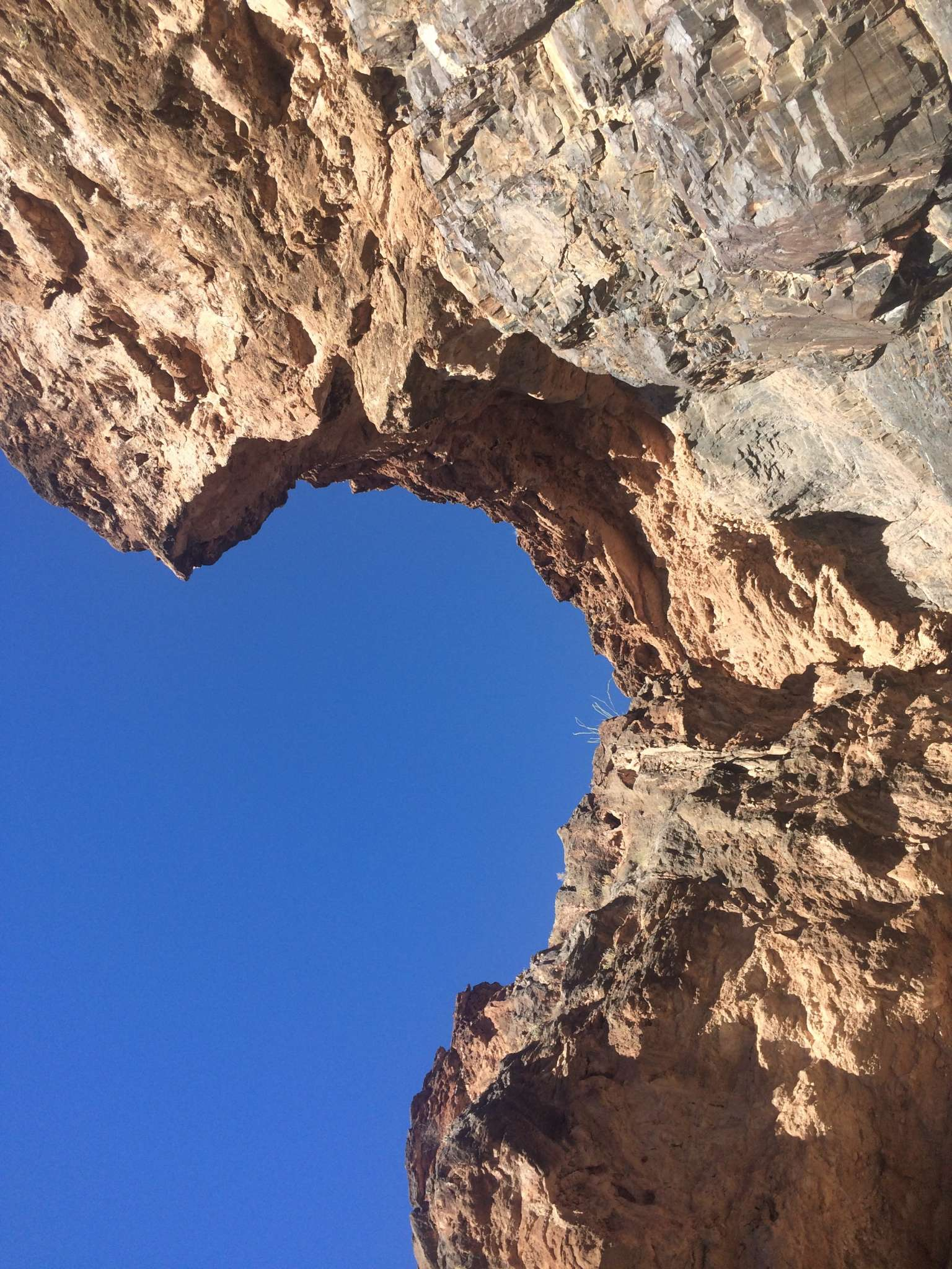 Grand Canyon Heart