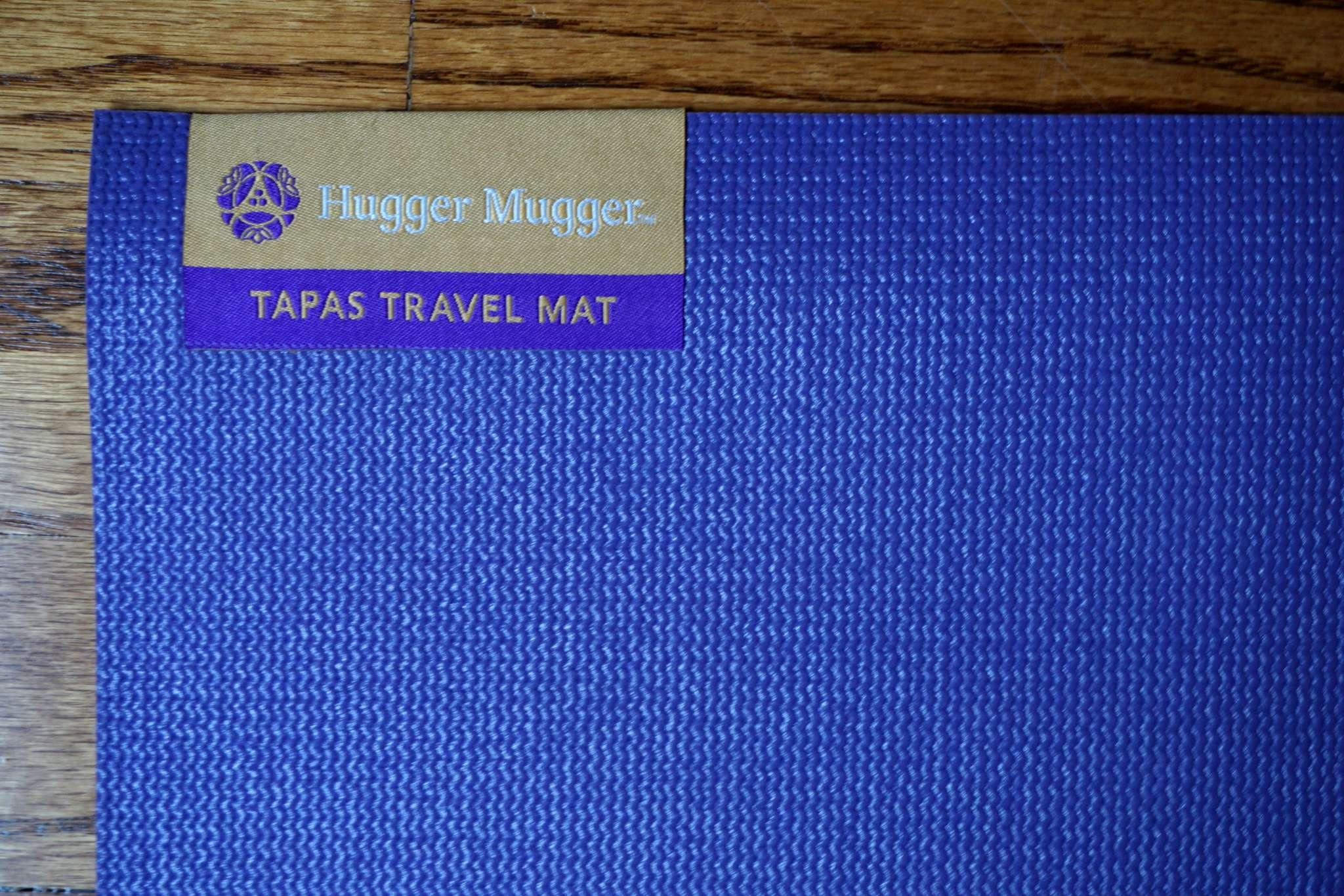 Hugger Mugger Travel Mat