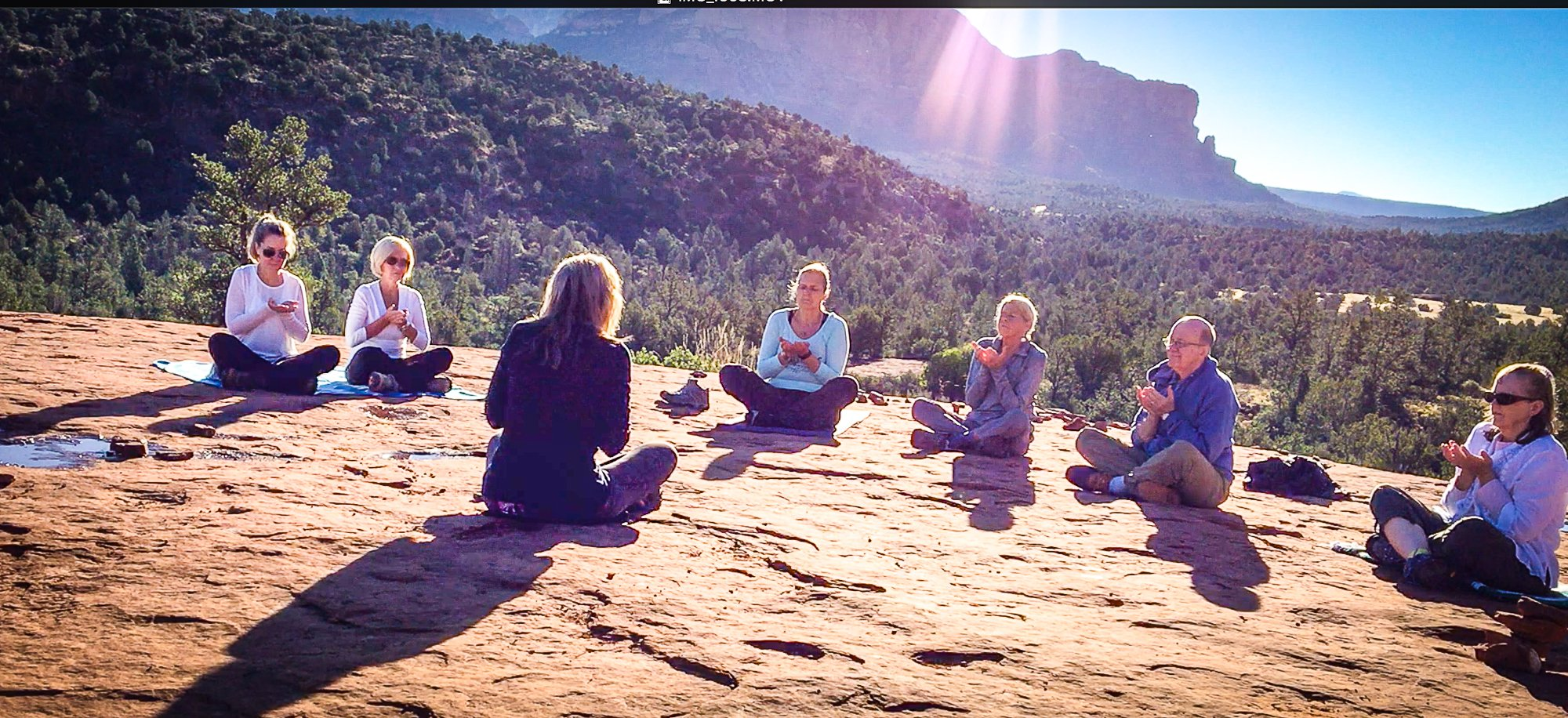 Sedona Yoga Retreat - Alpharetta Yoga Studio