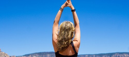 How Yoga Helps Your Strong Run Deep
