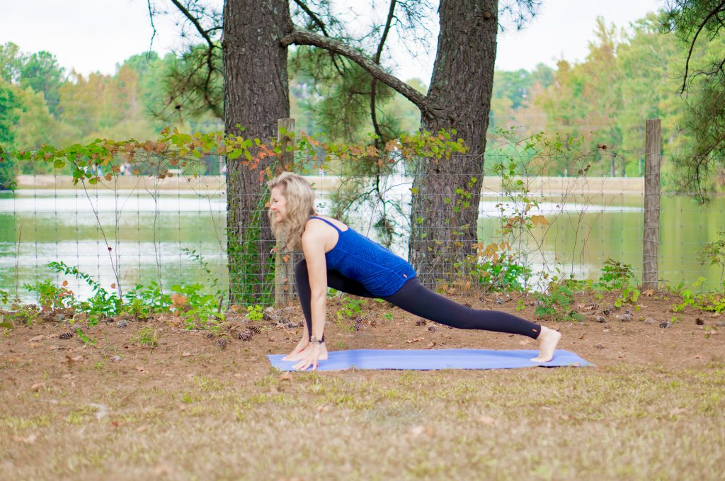 Sun Salutation - Alpharetta Yoga Instructor