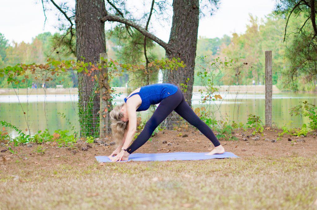 Sun Salutation - Johns Creek Yoga Instructor