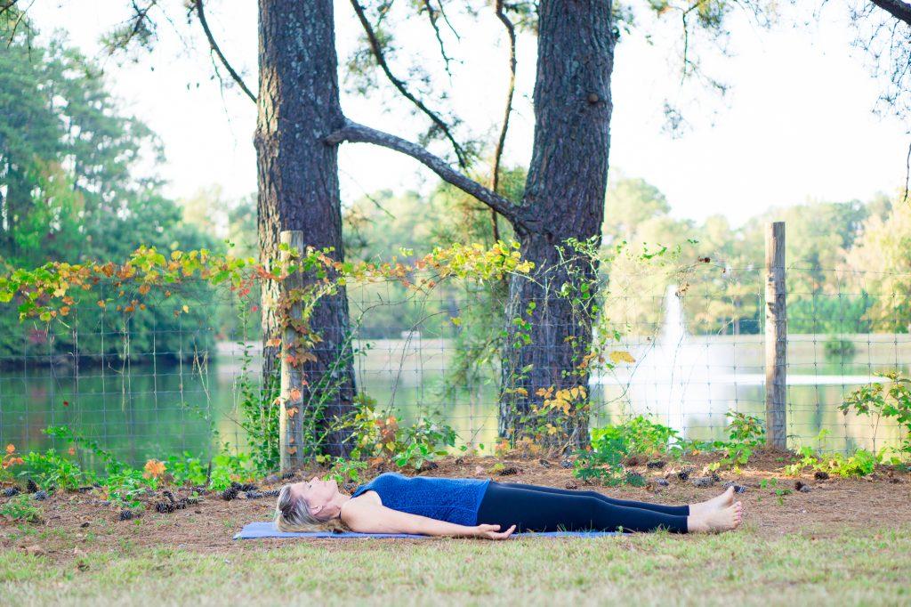 Sun Salutation - Johns Creek Yoga Classes