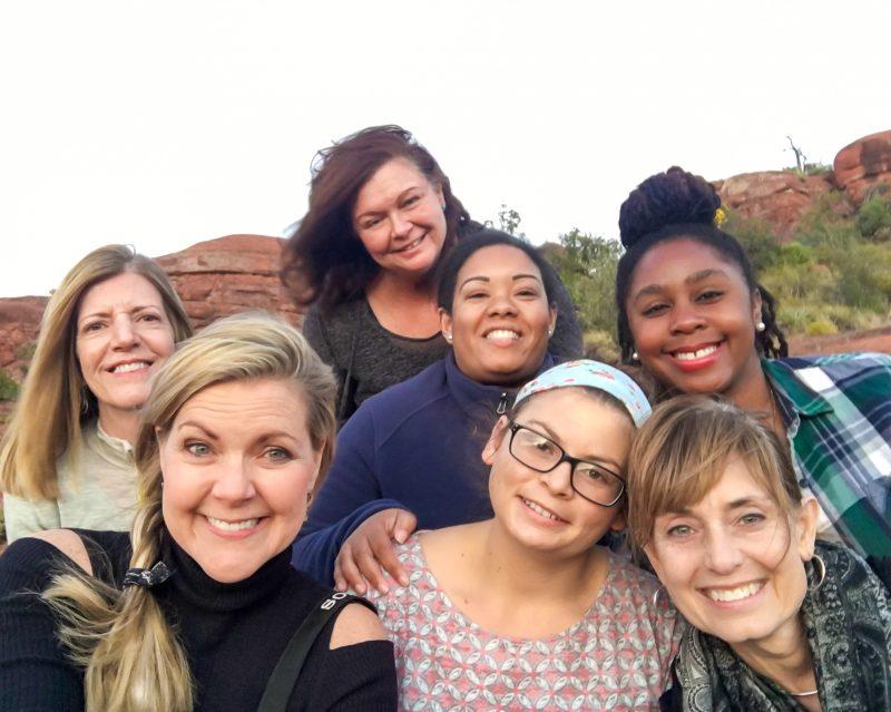 Hope's Yoga Awakening Hope Yoga and Hiking Retreat in Sedona Arizona
