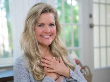 Atlanta Yoga Instructor and Life Coach Hope Knosher Reconnect With Your Heart To Calm Your Body And Mind