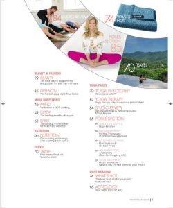 April 2018 Yoga Magazine 1