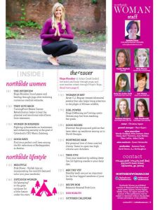 Northside Woman Magazine, October 2017 - 1