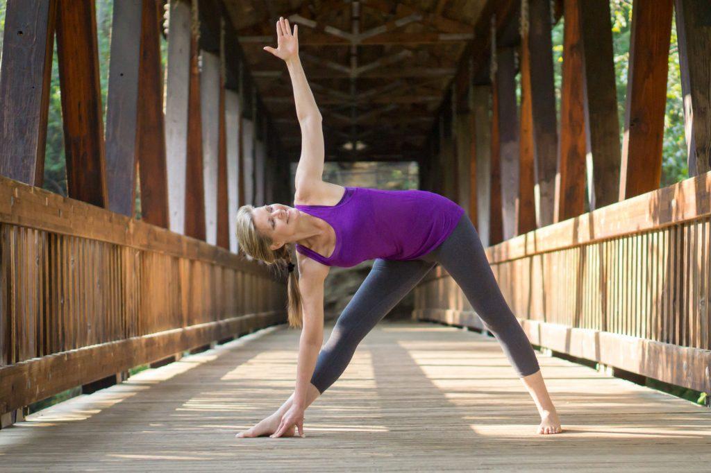 5 Ways Yoga Heals
