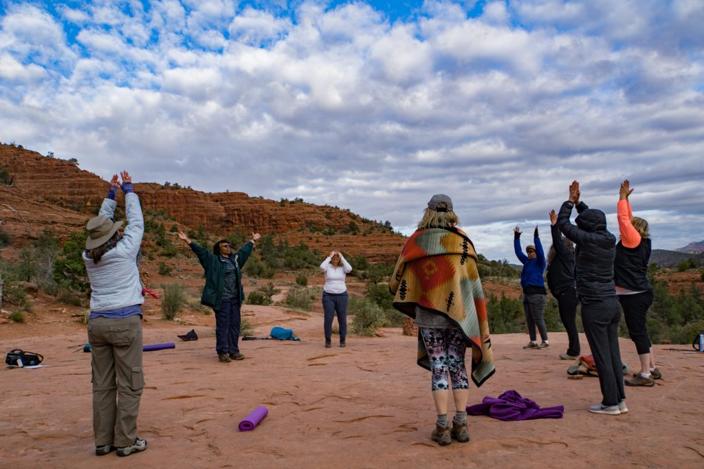Awakening Hope Retreat in Sedona