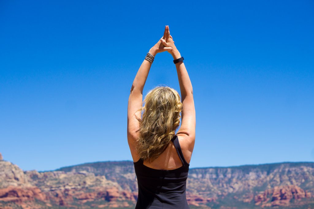 Hope Knosher Sedona Yoga Retreat