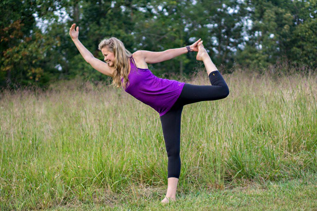 Hope Knosher Dancer's Pose