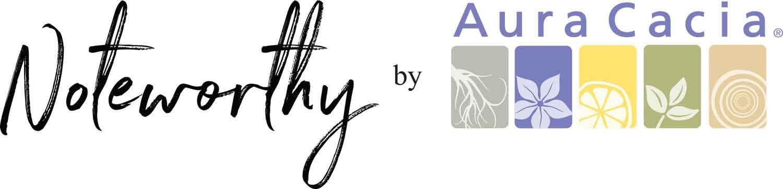Noteworthy by Aura Cacia Logo