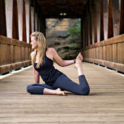 5 Ways Yoga Healed me