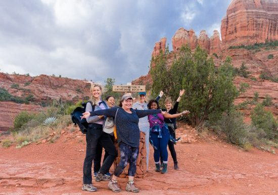 Sedona September Yoga Retreat